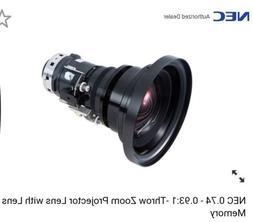 NEC Ultra Short Throw Zoom  NP31ZL-4K Projector lens