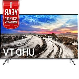 "Samsung 48.5"" 4K Ultra HD Smart LED TV 2017 Model  with 1 Ye"