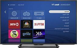 "Insignia 55"" LED 4K Ultra HD TV Smart Roku TV"
