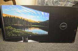 "Dell UltraSharp 38"" Black Curved Monitor With InfinityEdge D"
