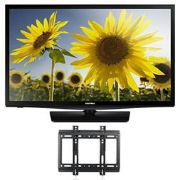 Samsung UN24H4000 24-Inch 720p LED TV  w/ FREE WALL MOUNT, w