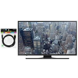 "Samsung UN40JU6500 40"" Class 4K UHD Smart LED TV, 120 Motion"