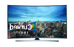 Samsung 4K UHD Curved Smart TV - UN78JU7500