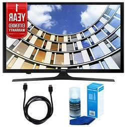 Samsung UN50M5300 Flat 50-Inch 1080p LED SmartTV  + 1 Year E