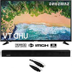 """Samsung UN50NU6900 50"""" NU6900 Smart 4K UHD TV  with Sound Ba"""