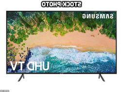 "SAMSUNG UN50NU7100 50"" inch Class Smart LED TV - Black  UN50"