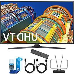Samsung UN55KU7000 55-Inch 4K UHD HDR Smart LED TV KU7000 7-
