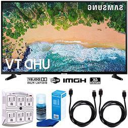 "Samsung UN55NU6900 55"" NU6900 Smart 4K UHD TV  w/Accessories"