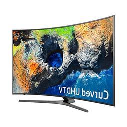 "Samsung UN65MU7500 65"" LED Curved Smart LED 4K Ultra HD TV w"
