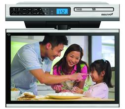 Venturer Undercabinet Kitchen LCD TV/DVD Combo No HDMI In