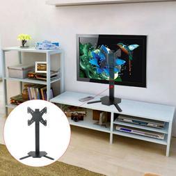 "Universal 17""-42"" TV Stand/Base LCD/LED/Plasma TV Monitor Ta"