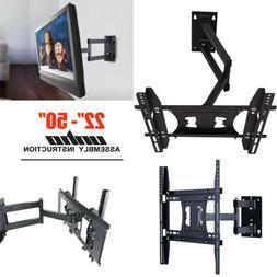 "Universal Articulating Tilt Swivel TV Wall Mount 30- 50"" for"