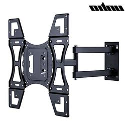 UNHO Universal Full Motion TV Wall Mount Tilt and Swivel Art