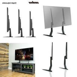 Adjustable TV Mounts & Bracket Stand Pedestal Legs Universal