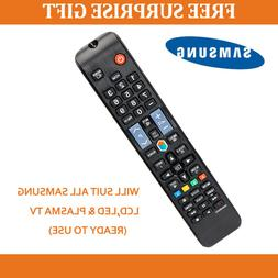 Universal Replacement Remote Control for Samsung TV Smart LE