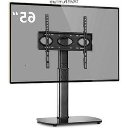 Universal Swivel Tabletop TV Stand with Mount for 32 To 65 i