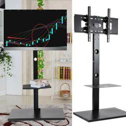 UNHO Universal TV LCD Screen Mount Floor Bracket Stand up to