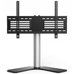FITUEYES Universal TV Stand /Base Swivel Tabletop TV Stand w