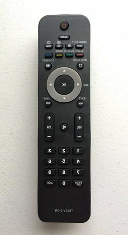 New PHILIPS Replacement TV Remote Control For Philips LCD LE