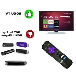 US Replacement Remote Control For Roku Smart TV TCL-Sharp-Hi
