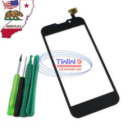 US STOCK Black LCD Touch Screen Part+Tool for Azumi A50C 5.0