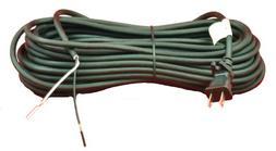 Generic Vacuum Cord 50 in Black 17-2 Wire