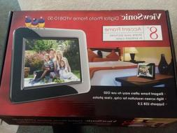 ViewSonic VFD810-50 8-Inch High Resolution 800x600 Digital P