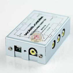 Video Amplifier 1 input 7outputs Car DVD Distribution RCA Sp