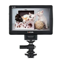 "VILTROX DC-50 5""inch Clip-On HD Color TFT LCD DSLR Camera Vi"