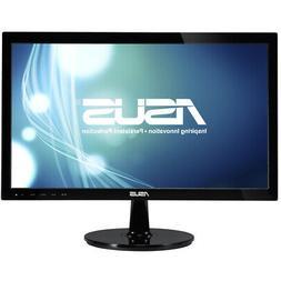 Asus Vs208N-P 20 Inch Widescreen 50 000 000:1 5Ms Vga/Dvi Le