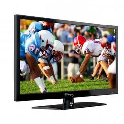 """Supersonic 24"""" Widescren LED HDTV with HDMI INPUT"""