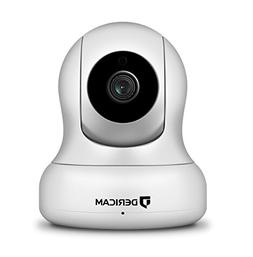 Dericam Home Security Camera,1080P Full HD WiFi IP Security