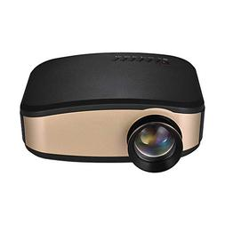 Aibecy WiFi LCD Projector LED Portable Video Projector Can S