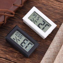 Wireless LCD Digital Indoor Thermometer Hygrometer Mini Temp