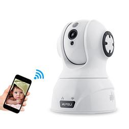 Wireless Security Camera, LeFun 720p Wireless WiFi Camera Su