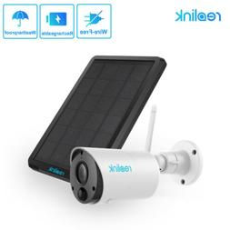 Wireless Security Camera 1080P Outdoor Battery Powered Argus