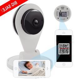 TigerSecu® Wireless Wifi IPcamera Topcam 720p HD 32g SD TF