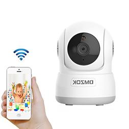 DMZOK WiFi Camera, Wireless Security Camera, Nanny Cam, WiFi