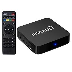 Android TV Box H3 Quad-core Android 6.0 Coretex-A7 1G RAM 8G