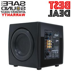 SUNFIRE XTEQ 8 DUAL 8 INCH HIGH PERFORMANCE POWERED SUBWOOFE