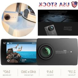 YI 4K Sports and Action Video Camera  Night Black