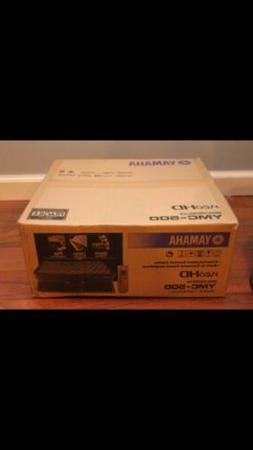 Yamaha YMC-500 neoHD Compact Home Theater Receiver 5.1 Chann