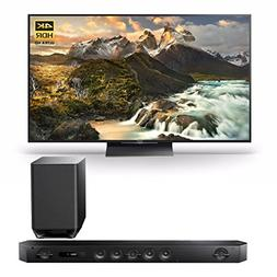 """Sony Z9D 75"""" 4K HDR Ultra-High Definition Android TV w/Sound"""
